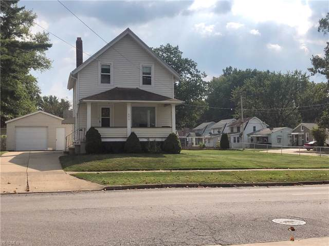 626 Grant Avenue, Cuyahoga Falls, OH 44221 (MLS #4136014) :: RE/MAX Trends Realty