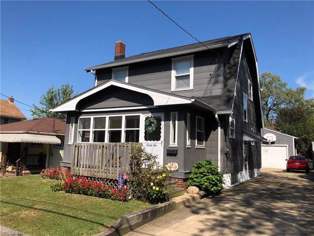 29 E Rosewood Avenue, Akron, OH 44301 (MLS #4136077) :: RE/MAX Trends Realty