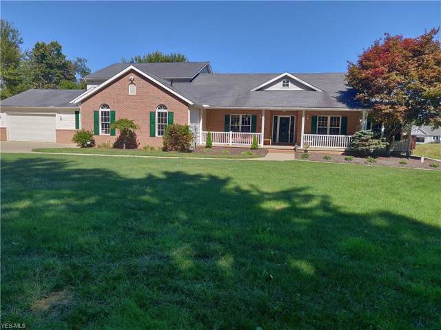 1445 Norview Drive, New Franklin, OH 44216 (MLS #4136118) :: The Crockett Team, Howard Hanna