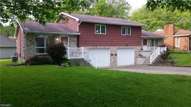 270 Maple Street, Newton Falls, OH 44444 (MLS #4138227) :: The Crockett Team, Howard Hanna