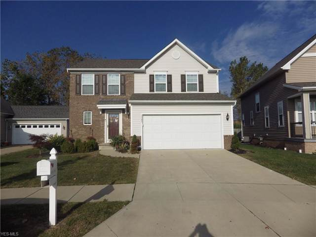 11171 Dandridge Drive, Warrensville Heights, OH 44128 (MLS #4138390) :: The Crockett Team, Howard Hanna