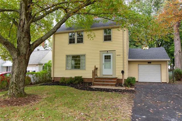 4899 Anderson Road, Lyndhurst, OH 44124 (MLS #4138430) :: RE/MAX Trends Realty