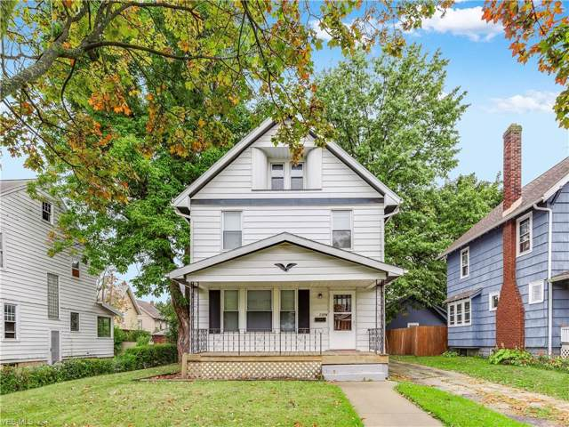 1374 Aster Avenue, Akron, OH 44301 (MLS #4138450) :: RE/MAX Edge Realty