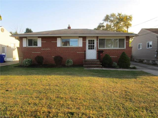 14625 N Gallatin Boulevard, Brook Park, OH 44142 (MLS #4139193) :: RE/MAX Above Expectations
