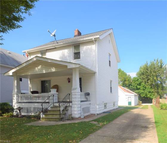 3902 Bader Avenue, Cleveland, OH 44109 (MLS #4139546) :: Keller Williams Chervenic Realty