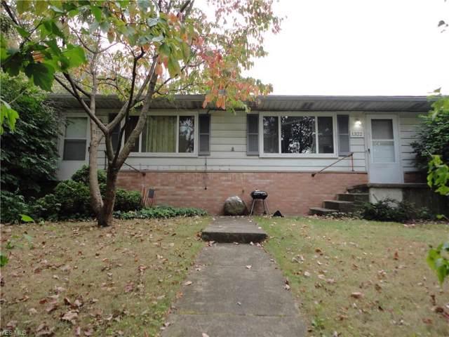 1322 Sparhawk Avenue, Akron, OH 44305 (MLS #4139569) :: The Crockett Team, Howard Hanna