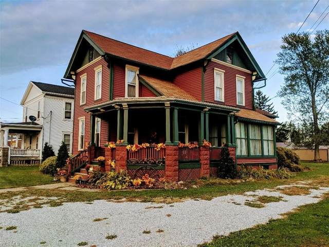 116 S Chestnut Street, Jefferson, OH 44047 (MLS #4140095) :: The Crockett Team, Howard Hanna
