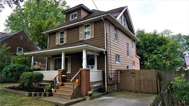 1819 Hillside Terrace, Akron, OH 44305 (MLS #4140261) :: The Crockett Team, Howard Hanna