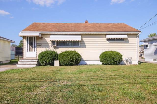 15532 Rademaker Drive, Brook Park, OH 44142 (MLS #4140912) :: RE/MAX Trends Realty