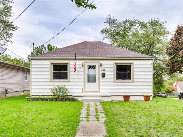 365 Warwick Street, Akron, OH 44305 (MLS #4141017) :: RE/MAX Above Expectations