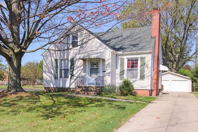 11417 Granger Road, Garfield Heights, OH 44125 (MLS #4141093) :: The Crockett Team, Howard Hanna