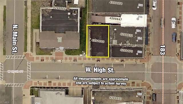 100 W High Street, Minerva, OH 44657 (MLS #4141124) :: The Crockett Team, Howard Hanna