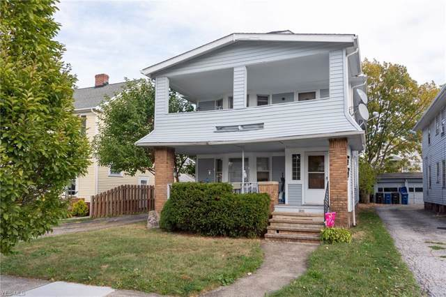 2121 Wyandotte Avenue, Lakewood, OH 44107 (MLS #4141378) :: RE/MAX Above Expectations