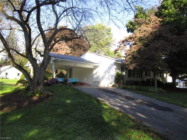 333 Cleveland Avenue, Andover, OH 44003 (MLS #4141519) :: RE/MAX Trends Realty
