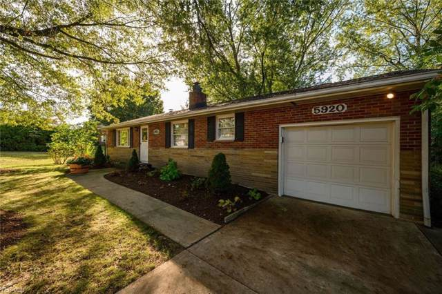 5920 Portage Street NW, North Canton, OH 44720 (MLS #4141674) :: RE/MAX Edge Realty