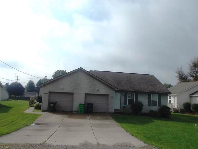 4636 Kendal Street SW, Canton, OH 44706 (MLS #4141746) :: RE/MAX Edge Realty
