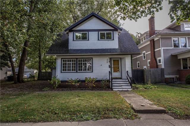 332 E Archwood Avenue, Akron, OH 44301 (MLS #4141864) :: RE/MAX Edge Realty