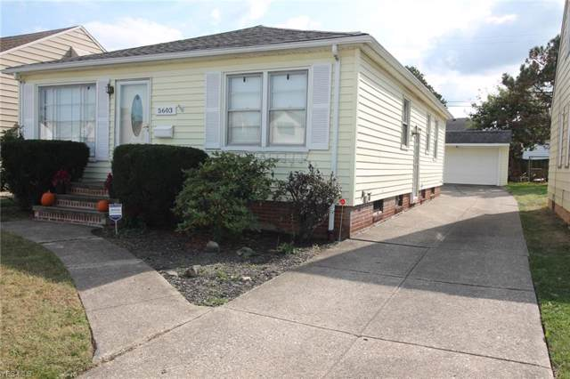5603 Forest Avenue, Parma, OH 44129 (MLS #4141997) :: RE/MAX Trends Realty