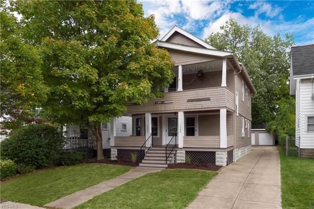 1287 - 1289 Ethel Avenue, Lakewood, OH 44107 (MLS #4142064) :: The Crockett Team, Howard Hanna