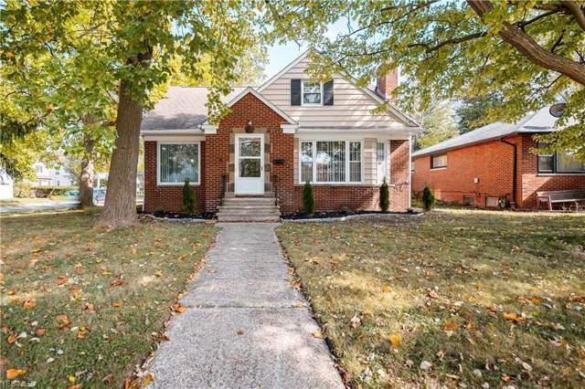 1253 S Green Road, South Euclid, OH 44121 (MLS #4142147) :: The Crockett Team, Howard Hanna