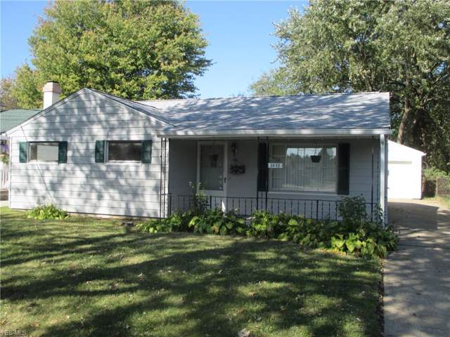1632 Country Club Avenue, Youngstown, OH 44514 (MLS #4142286) :: RE/MAX Trends Realty