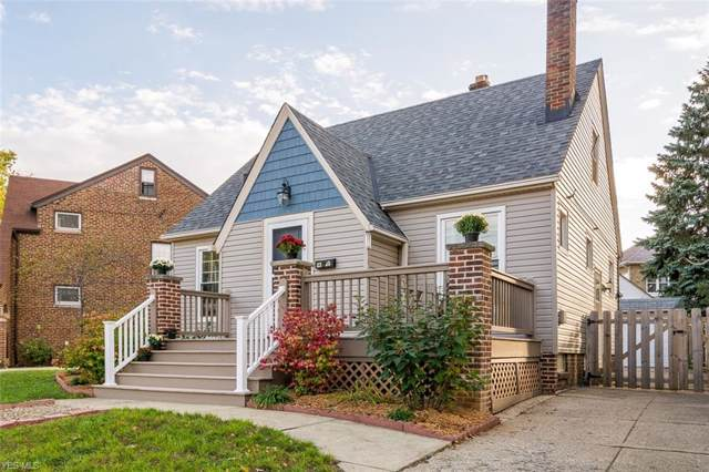 2225 Emily Drive, Lakewood, OH 44107 (MLS #4142304) :: RE/MAX Above Expectations