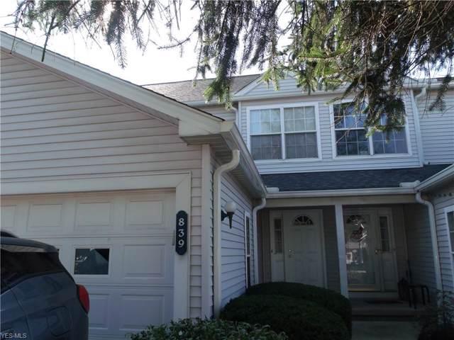 839 Overlook Ridge Drive D, Cleveland, OH 44109 (MLS #4142311) :: The Crockett Team, Howard Hanna