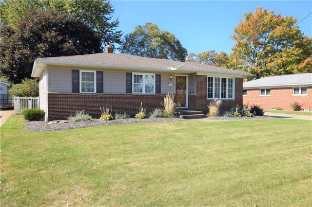 528 Hilbish Avenue, Akron, OH 44312 (MLS #4142315) :: Keller Williams Chervenic Realty