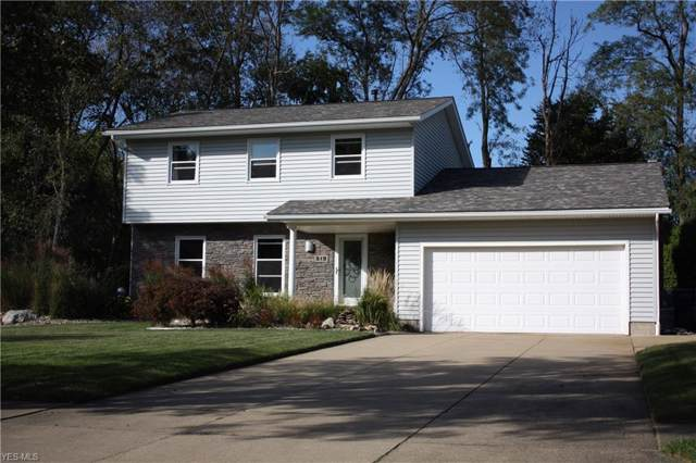 519 Cedarcrest Drive, Tallmadge, OH 44278 (MLS #4142425) :: The Crockett Team, Howard Hanna