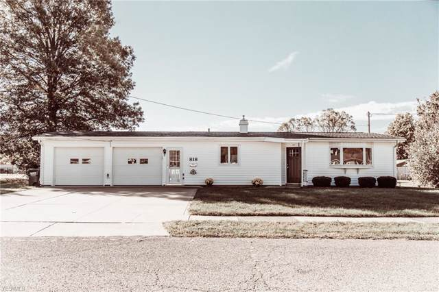 818 Lakeview Drive, Dover, OH 44622 (MLS #4142581) :: The Crockett Team, Howard Hanna