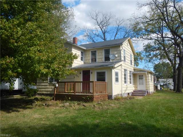 407 Hunter Avenue, Niles, OH 44446 (MLS #4142599) :: RE/MAX Valley Real Estate
