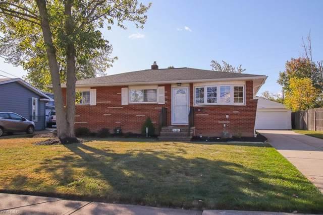 14861 Larkfield Drive, Brook Park, OH 44142 (MLS #4142757) :: The Crockett Team, Howard Hanna