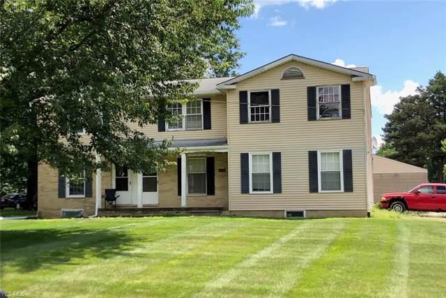 3930 Amherst Avenue NW, Massillon, OH 44646 (MLS #4142779) :: Keller Williams Chervenic Realty