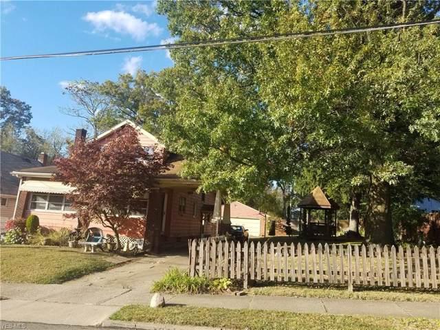 528 W Princeton Avenue, Youngstown, OH 44511 (MLS #4142785) :: The Crockett Team, Howard Hanna