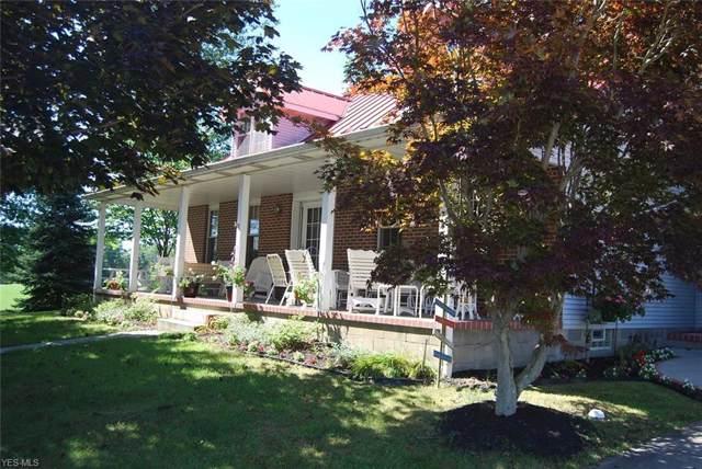 5615 Lakewood Road, Ravenna, OH 44266 (MLS #4142788) :: Keller Williams Chervenic Realty
