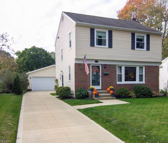 1750 Kingsley Avenue, Akron, OH 44313 (MLS #4142814) :: RE/MAX Valley Real Estate