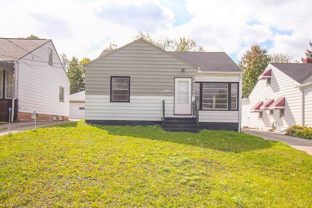 13158 Forestdale Drive, Garfield Heights, OH 44125 (MLS #4142833) :: Keller Williams Chervenic Realty