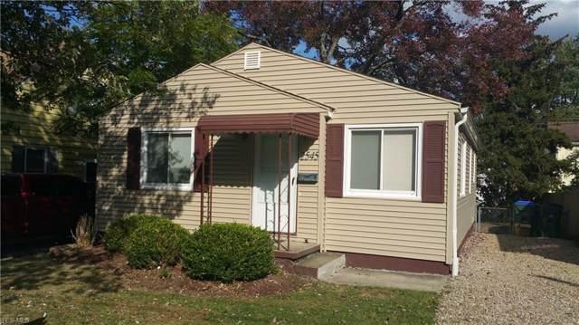 2545 Oakwood Drive, Cuyahoga Falls, OH 44221 (MLS #4142895) :: RE/MAX Above Expectations
