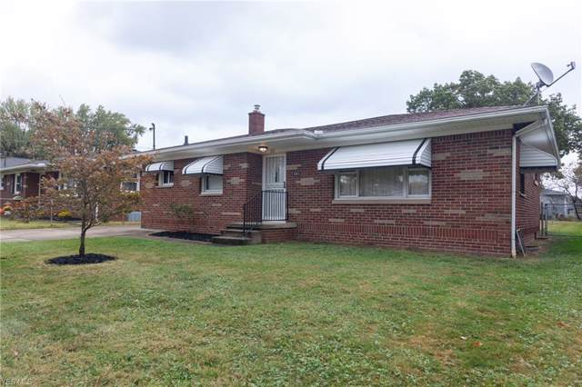 591 Hillman Road, Akron, OH 44312 (MLS #4142906) :: RE/MAX Edge Realty