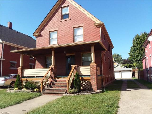 4519 Beta Avenue, Newburgh Heights, OH 44105 (MLS #4142986) :: RE/MAX Above Expectations