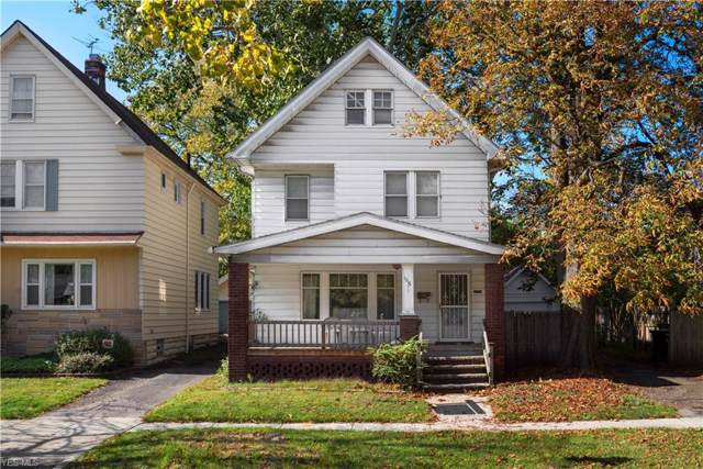 1018 E 171 Street, Cleveland, OH 44119 (MLS #4143086) :: The Crockett Team, Howard Hanna