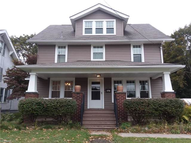 176 S Cleveland Avenue, Mogadore, OH 44260 (MLS #4143169) :: RE/MAX Above Expectations