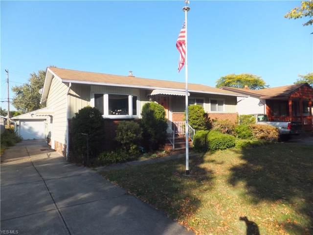 826 Timothy Lane, Cleveland, OH 44109 (MLS #4143208) :: The Crockett Team, Howard Hanna