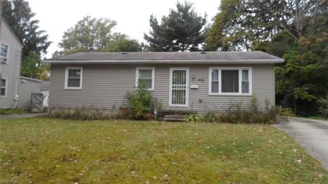 490 Orlando Avenue, Akron, OH 44320 (MLS #4143239) :: RE/MAX Valley Real Estate