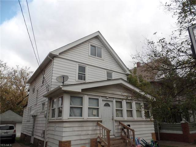 2110 Mayview Avenue, Cleveland, OH 44109 (MLS #4143438) :: RE/MAX Trends Realty