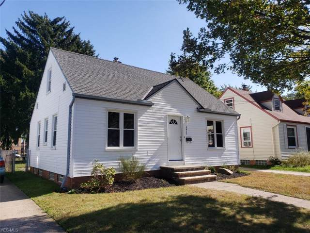 4415 W 10th Street, Cleveland, OH 44109 (MLS #4143537) :: RE/MAX Trends Realty