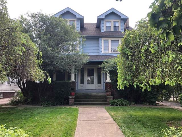 2580-2582 Colchester Road, Cleveland Heights, OH 44106 (MLS #4143584) :: The Crockett Team, Howard Hanna