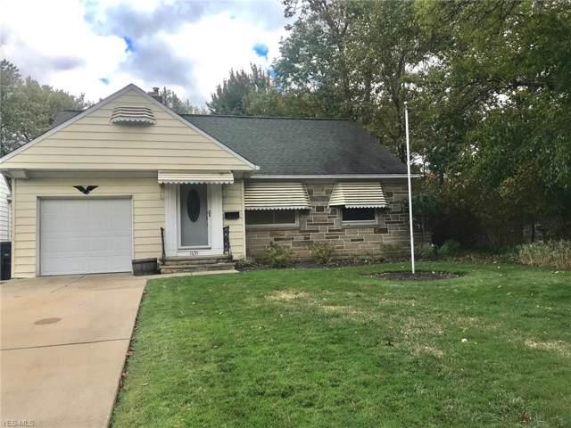 1635 Brainard Road, Lyndhurst, OH 44124 (MLS #4143606) :: Tammy Grogan and Associates at Cutler Real Estate