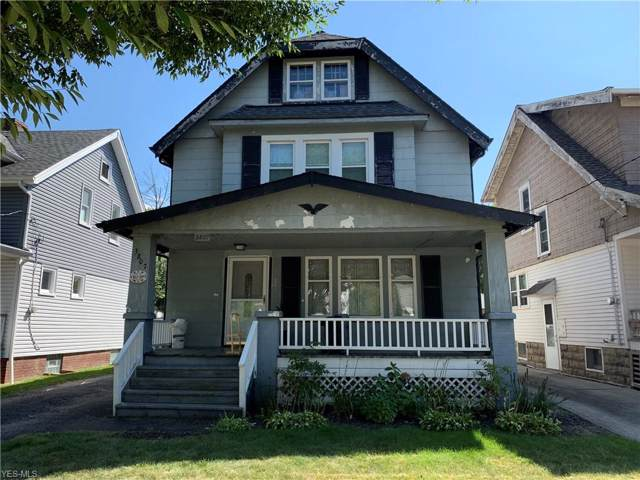 3807 Bader Avenue, Cleveland, OH 44109 (MLS #4143617) :: RE/MAX Trends Realty