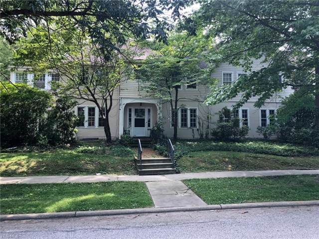 2387 Woodmere Drive, Cleveland Heights, OH 44106 (MLS #4143728) :: The Crockett Team, Howard Hanna